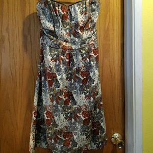 Romy Dresses & Skirts - Brown Fall Design Sun Dress