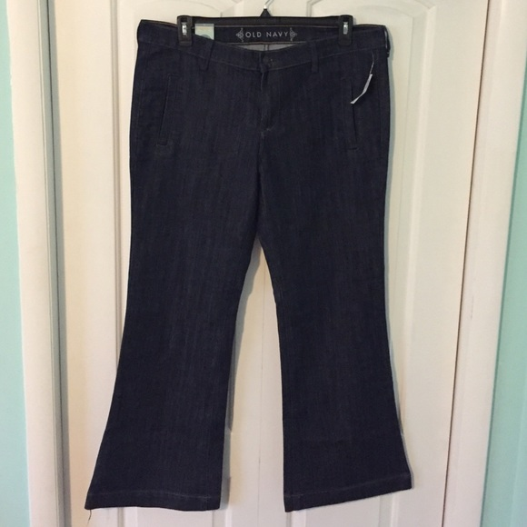 71% off Old Navy Denim - Old Navy Wide Leg Jeans, Size 16 from ...