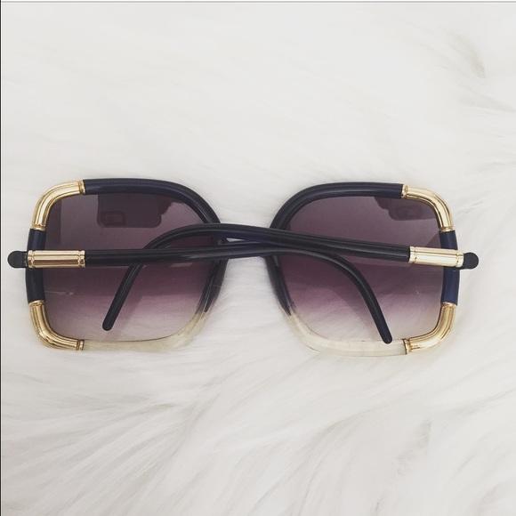 Vintage Ted Lapidus Sunglasses 76