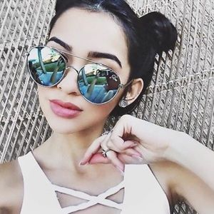 Quay Australia Accessories - Quay Circus Life Sunglasses