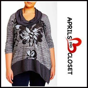 Edista Sweaters - ❗1-HOUR SALE❗Tunic Pullover