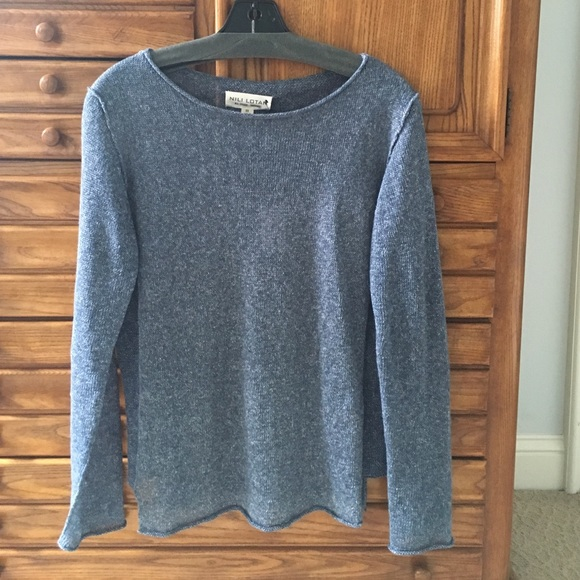 86 nili lotan sweaters nili lotan indigo cannes sweater