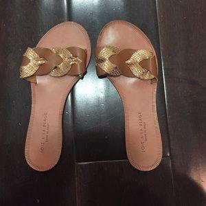 Joie a la place single strap sandals