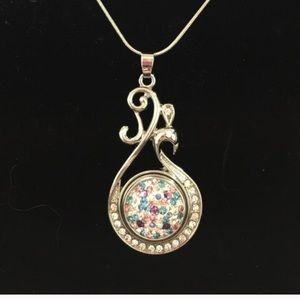 Gingersnap Jewelry - Snap Necklace 19 inch chain included