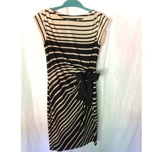 Just... Taylor Striped Dress