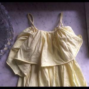 LAmade Other - Darling yellow dress, LA made