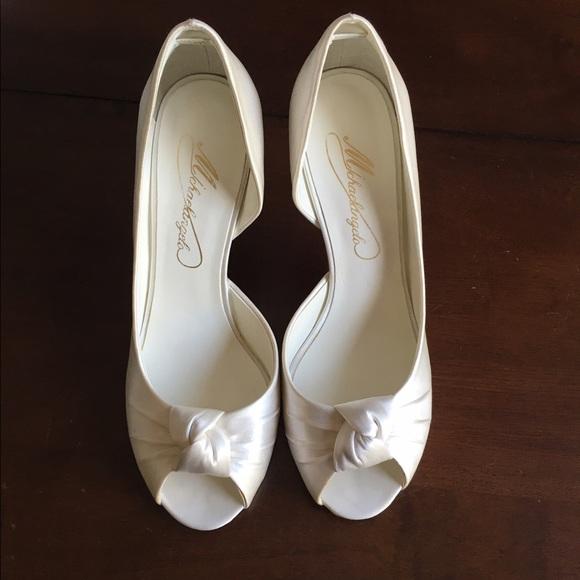 69 Off Davids Bridal Shoes