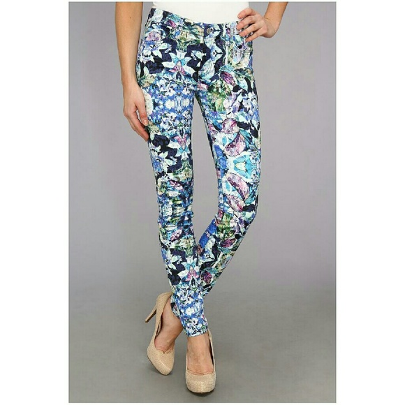 81% off 7 For All Mankind Denim - 7 for all mankind kaleidoscope ...