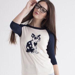 Sweaters - Puppy love sweater