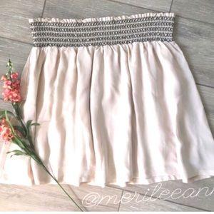 Ella Moss Dresses & Skirts - SILK Skirt💕 ELLA MOSS 100% Silk Skirt Mini