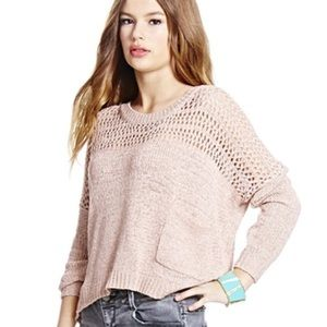Rosey Day Knit Sweater