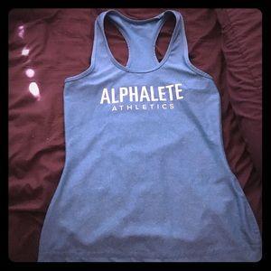 Alphalete athletics shirt size small
