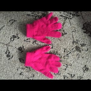Little girls gloves