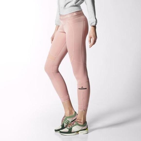 a5d1b13205 Adidas X Stella McCartney Pink Leggings