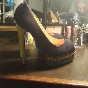 864592aeb950 scene Shoes - Beautiful 6 inch stripper style stillettos