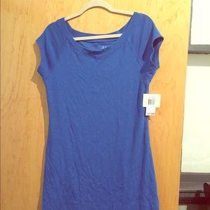 Andrea Jovine shirt dress NWT