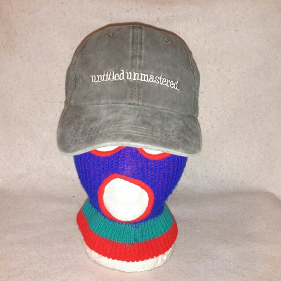 9b27c7d882 Untitled unmastered Kendrick Lamar dad hat. M 57c8cc362fd0b777c10050c9