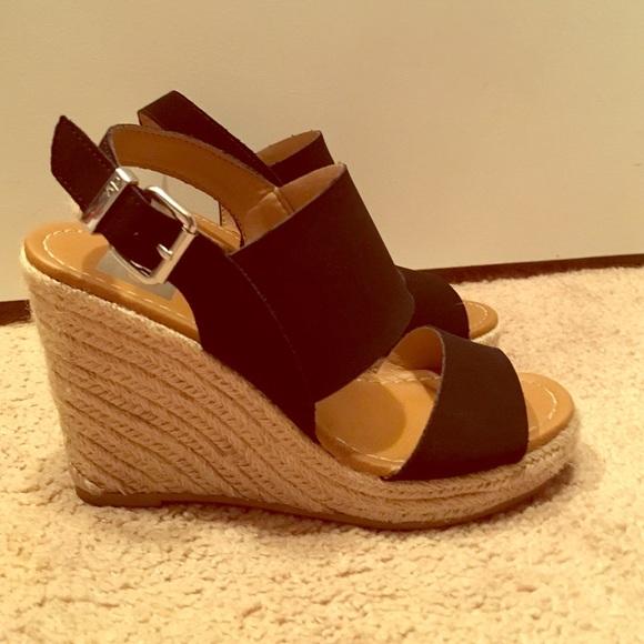 c54d743c6f7a Dolce Vita Shoes - Dolce Vita for Target Black Wedges