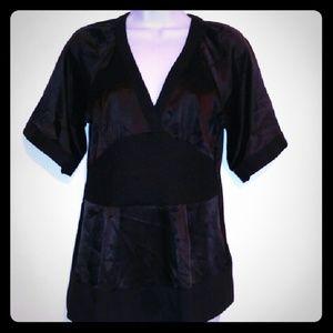 ❄BCBG  Black blouse