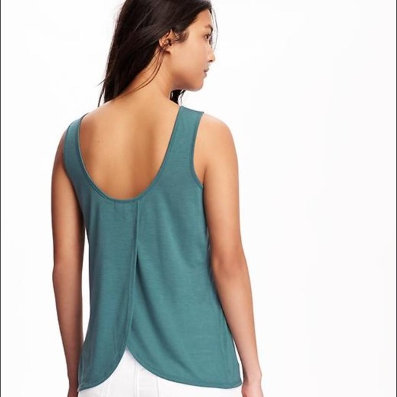 c7cac7f458dcdd Old Navy Relaxed Split Back tank top