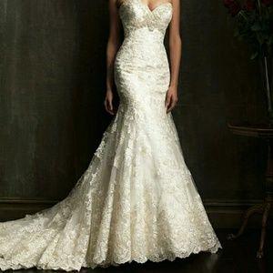 Allure Bridals Dresses & Skirts - Allure Bridal Style9051 Wedding Dress w Swarovski