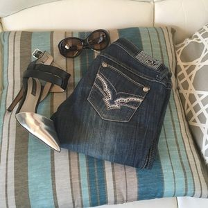 Nissi Denim - T7 Low rise jeans