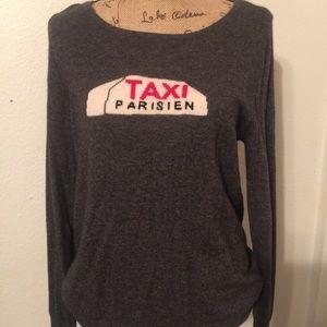Halogen Wool Cashmere Sweater