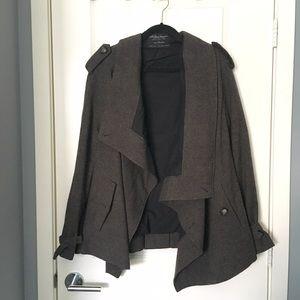 All Saints Jackets & Blazers - All Saints Wool Trench Coat