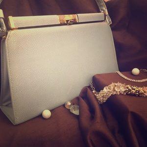 Host Pick 9/5/16 Vintage powder blue handbag
