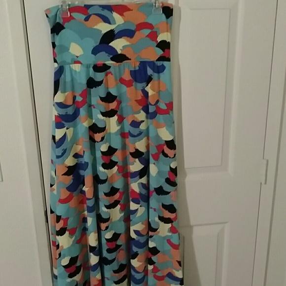 db6ad5b142 LuLaRoe Dresses & Skirts - LulaRoe L Mermaid Maxi