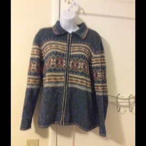 Heirloom collectibles Sweaters - Heirloom collectibles cardigan