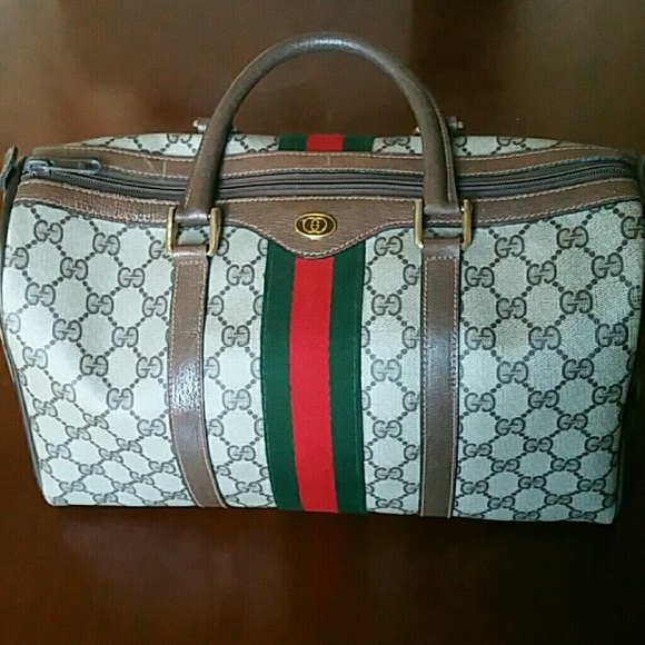 2d5ad7f2c5a Gucci Handbags - ❌ RESERVED ❌ Authentic Vintage Gucci Boston