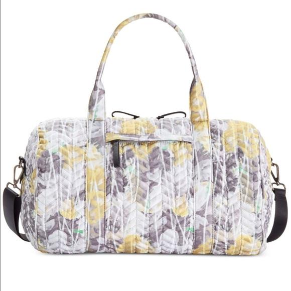 26% off Steve Madden Handbags - New Steve Madden Quilted Duffle ... : quilted duffle bags - Adamdwight.com