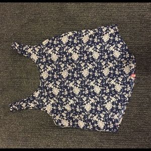 Tops - 🦃PRICE DROP SALE Floral Tank Size Small