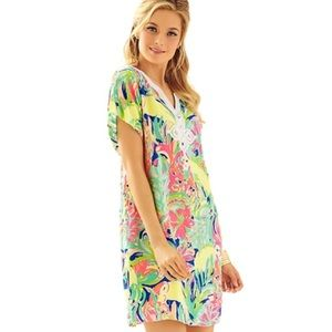 NWT Lilly Pulitzer Harlow Tunic Dress