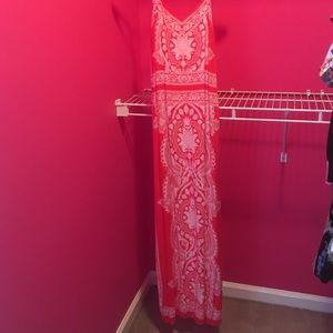 Dresses & Skirts - Francesca's Maxi dress size small