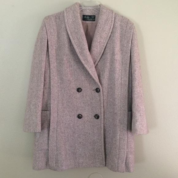 Beautiful herringbone wool coat wqGZA