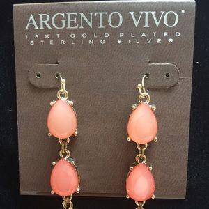 Argento Vivi drop earrings