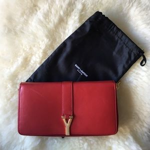 Auth YSL wallet