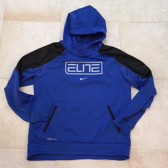 Nike Elite hoodie boys XL. M 57c999f5713fde7e2a019f3f df28b7309cca