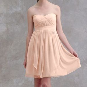 Jenny Yoo Dresses & Skirts - Jenny Yoo Keira convertible dress in blush - sz 4