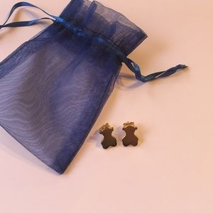 Tous Jewelry - TOUS inspired teddy earrings