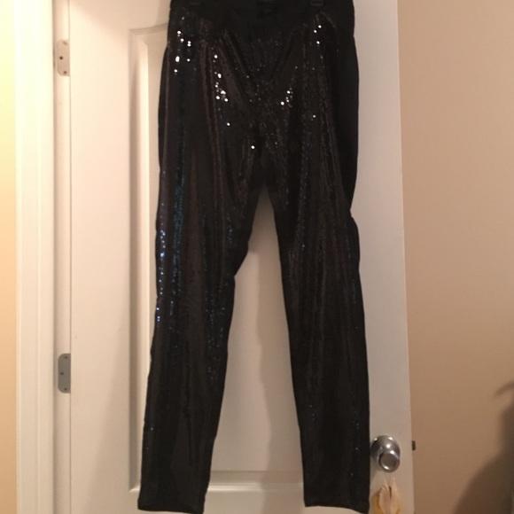 e2ce109bea6 NWT Sequin Pants (Plus Size)