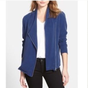 Trouve Jackets & Blazers - 🚨MUST GO Nordstrom Trouve Moto jacket so medium M