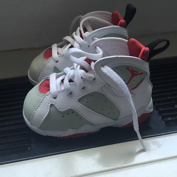 discount sale de6bf 0c512 Retro infant Jordan sevens