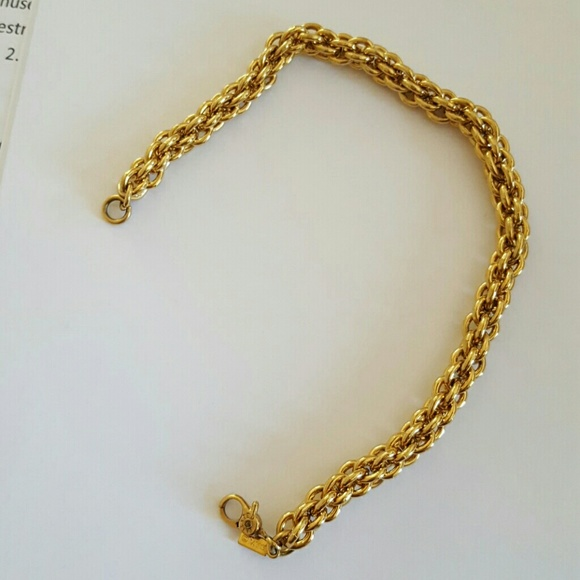 Monet Jewelry Gold Bracelet Poshmark