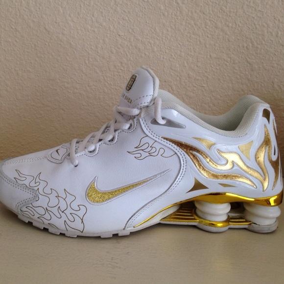 745c6516205c82 Nike Shox NZ Flames. M 57c9b33536d5947eb70066a0