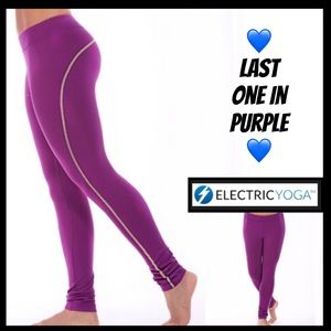 Electric Yoga Pants - 💙Sz M ELECTRIC YOGA Flexible Soft Support Legging