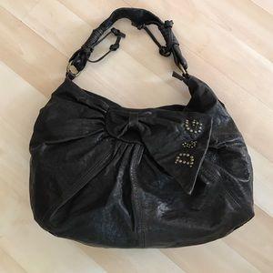 D&G Handbags - Large dark brown leather purse