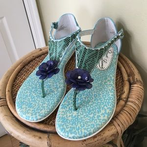 Poetic License Shoes - POETIC LICENCE SANDALS